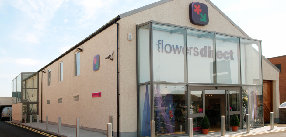 New premises for Flowers Direct